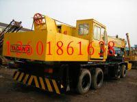 sell 35T Tadano Crane,