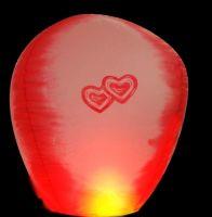 Heart lantern, praying lantern, kongmingdeng, valentine's day