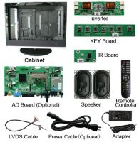 Supply 15-32 inch LCD TV fleetly base our panel in stock