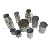 Metallic catalyst
