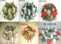 Sell candle wreath
