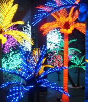 Sell LED Palm Tree Lights (MM-B-01-LED-Y-24V)