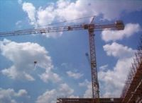 Sell used tower cranes