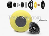 USB wireless shower waterproof bluetooth speaker