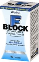 Sell Absolute Nutrition FBlock Xtra, 90 caps