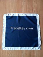 silk handkerchief, pocket square, square handkerchief
