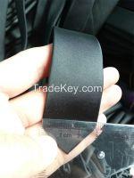 fashion microfiber plain necktie