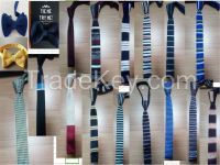 knitted ties fashion ties