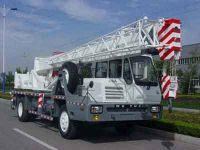truck cranes and crawler cranes