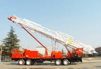 Sell truck-mounted drilling rigs