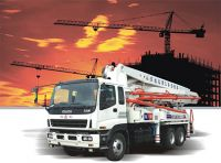 Sell Truck-mounted concrete pump