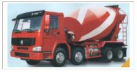 Sell Truck-mounted concrete mixer