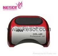 36W CCFL/LED nail curling lamp(KS-CL001)