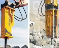 Hydraulic Hammer and Hydraulic Breaker