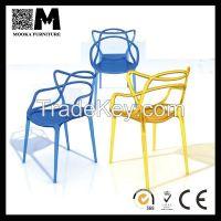 Living Room plastic Masters Kartell Chair