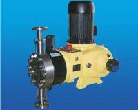 Hydraulic Diaphragm Metering Pumps
