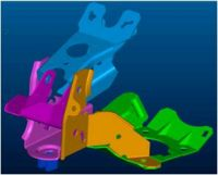Sell Brake system mold2