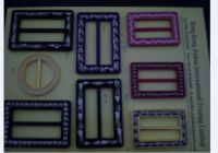 Sell polyster  buckle