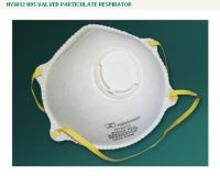 Sell valved particulate respirator