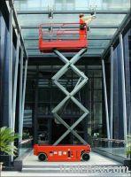 Sell mobile scissor lift