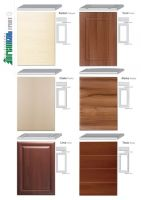 High gloss furniture doors