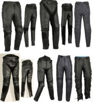 Sell Motorbike Motorcycle Leather Trousers Pants