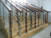 handrail and railing