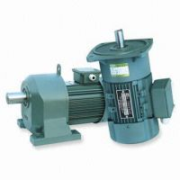 G Series helical speed reducer