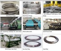 Sell wind tower flange