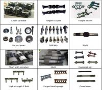 Sell coal machinery forging parts