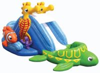 Sell inflatable water  slide