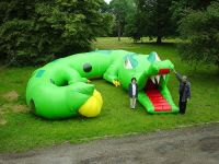Sell inflatable tunnel