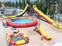 Sell Inflatable water Game WE-027