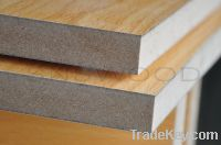 Sell Melamine Faced Particle Board/ Chipboard (mfc)