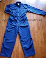 Sell PHNMCoverall V, NomexIIIA Coverall-Royal Blue