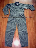 Sell nomex flame retardant flight suit (USAF CWU27/P MIL-C-83141A)