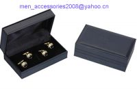 Sell cufflink box;jewelry box