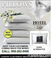 HOTEL LIFE DOW ALTERNATIVE PILLOWS