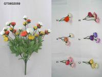 Artificial Flowers -single rose(GT0802059)