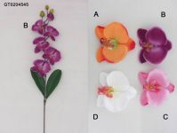 Artificial Flowers -single phalaenopsis(GT0204545)
