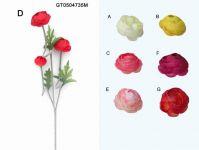 Artificial Flowers -single camellia(GT0504735M)