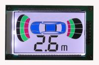 Sell Color LCD for Parking Sensor