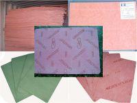 Non woven fabric insole board