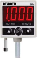 Digital Display Positive Pressure Switch & Transmitter