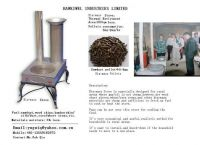 Economical Bia-mass cooking stove