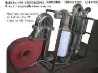 high quality Dryer machine  for PET Flakes or PE films