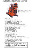 Borehole Drilling Machine