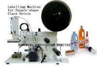 autmatic Labeling Machine glass bottle