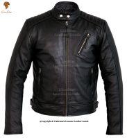 LionStar Wolf Italian Leather Jacket for Men