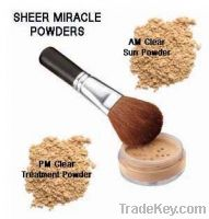 SHEER MIRACLE TREATMENT MINERAL POWDERS
